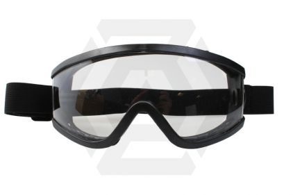 Mil-Force Tactical Goggles (Clear)