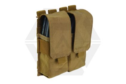 5.11 MOLLE M4 Double Mag Pouch (Dark Earth)