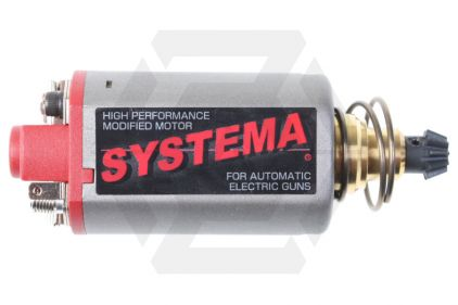 Systema Super Torque Motor Medium Shaft