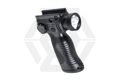 EB STL-300J Vertical Grip with Flashlight