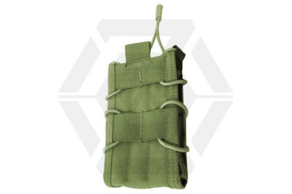 TMC MOLLE Quick Release Single Mag Pouch (Olive)