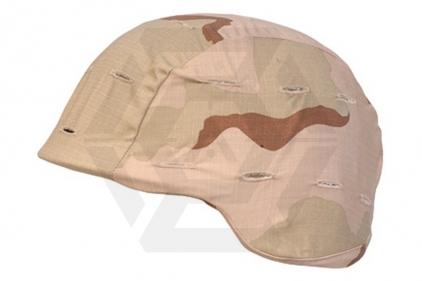 Tru-Spec PASGT Helmet Cover Rip-Stop (Desert Tri-Colour)