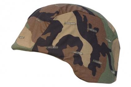 Tru-Spec PASGT Helmet Cover Rip-Stop (US Woodland)