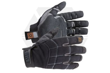 5.11 Station Grip Gloves (Black) - Size Extra Large