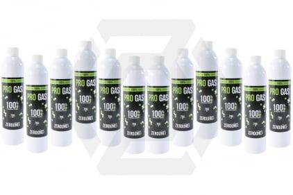 Zero One Pro Gas Pack of 12 (Bundle) © Copyright Zero One Airsoft