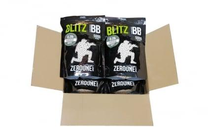 Zero One Blitz BB 0.28g 5000rds (White) Box of 10 (Bundle) © Copyright Zero One Airsoft
