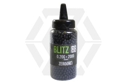 Zero One Blitz BB 0.20g 2000rds Speedloader (Black)
