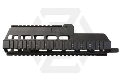 Ares CNC RAS Handguard Medium Type © Copyright Zero One Airsoft