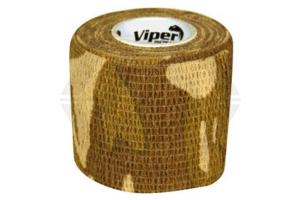 Viper TacWrap Tape 50mm x 4.5m (MultiCam)