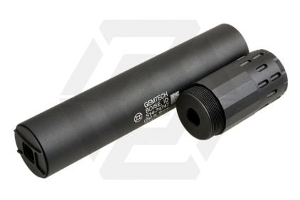 Mad Bull Gemtech GM-9 Mock Suppressor 14mm CCW 7.5""