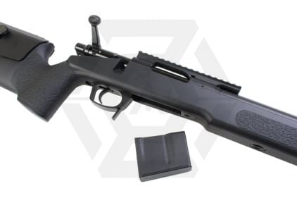 Tokyo Marui SSR M40A5 (Black) with Upgrade Package (Bundle)