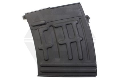 S&T AEG Mag for SVD 60rds © Copyright Zero One Airsoft