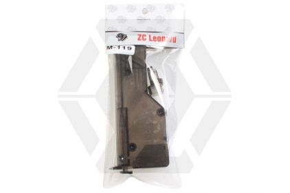 ZCA Pistol Mag Style Speedloading Tool 155rds