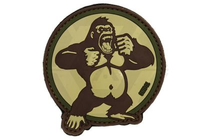 "101 Inc PVC Velcro Patch ""King Kong"""