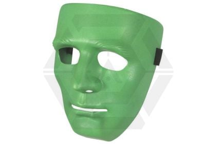 Viper ABS Face Mask (Green)