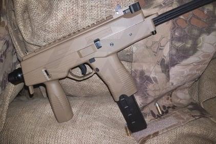 KSC GBB MP9R NS2 (Tan)