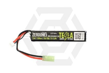 Zero One 7.4v 1100mAh 15C LiPo Battery © Copyright Zero One Airsoft