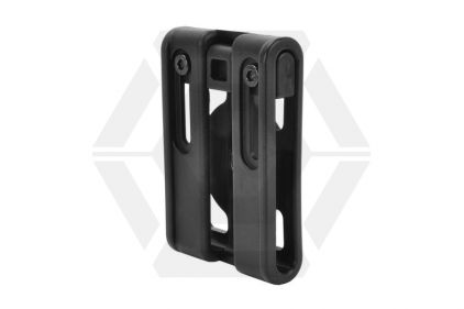 ASG Belt Attachment for Rigid Polymer Holster (Black)