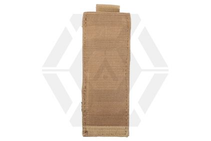 101 Inc MOLLE Elastic Pistol Mag Pouch (Coyote Tan)