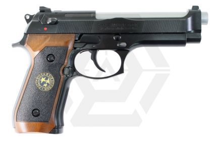 WE GBB M92 BioHazard with Semi & Full Auto