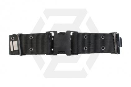 Mil-Com Quick Release Pistol Belt (Black)