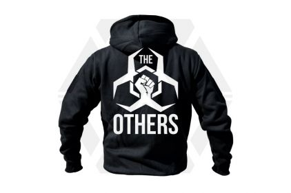 Daft Donkey Special Edition NAF 2018 'The Others' Viper Zipped Hoodie (Black)