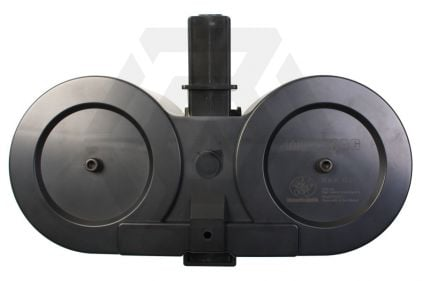 CAW AEG Drum Mag for G39 3000rds
