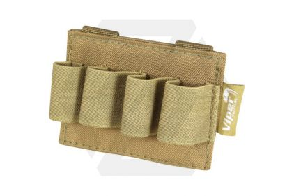 Viper MOLLE Shotgun Shell Holder (Coyote Tan)