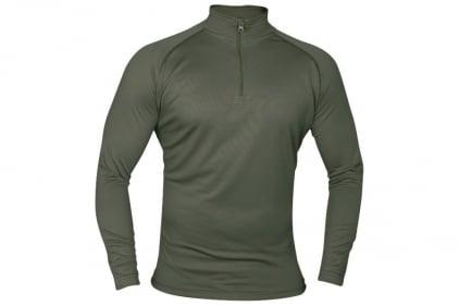 Viper Mesh-Tech Armour Top (Olive) - Size Medium