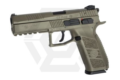 ASG GBB GAS/CO2 CZ P-09 (Dark Earth)
