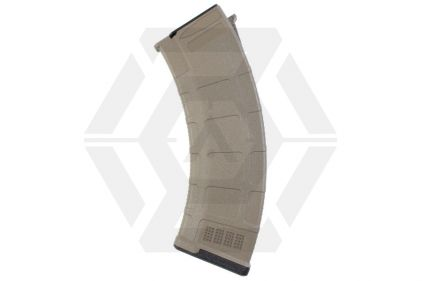 CYMA AEG Mag for AK 200rds (Tan)