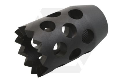 "APS 2.5"" Breaching Flash Hider for CAM870 © Copyright Zero One Airsoft"