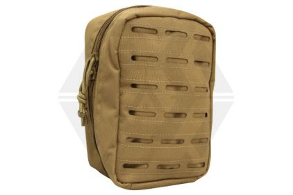 Viper Laser MOLLE Medium Utility Pouch (Coyote Tan) © Copyright Zero One Airsoft