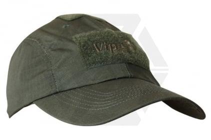 Viper Elite Baseball Cap (Olive) © Copyright Zero One Airsoft