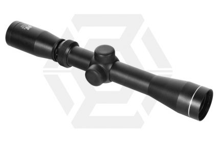 NCS 2-7x32 Scope with 20mm Mount Rings
