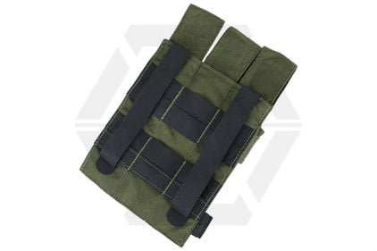 TMC MOLLE Triple Mag Pouch for SMG (Olive)