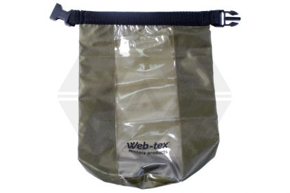 Web-Tex Ultra Lightweight Dry Sack 2.5 Litre © Copyright Zero One Airsoft