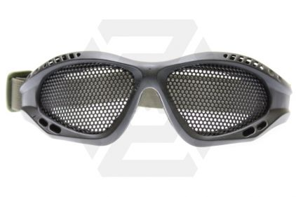 *Clearance* EB Mesh Goggles (Black)