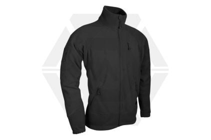 Viper Special Ops Fleece Jacket (Black) - Size Extra Extra Extra Large © Copyright Zero One Airsoft