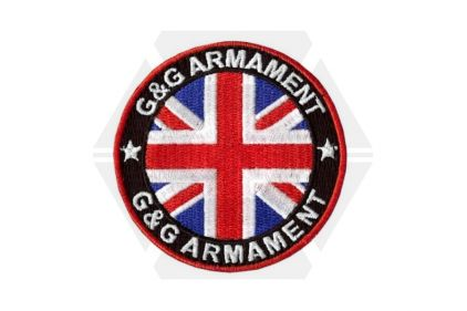 G&G UK Velcro Patch © Copyright Zero One Airsoft