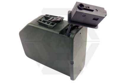 A&K Box Mag for M249 2500rds