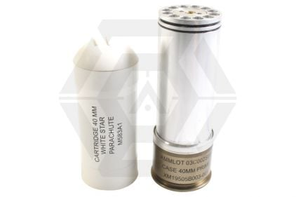 King Arms 40mm Gas Grenade 180rds M583A1