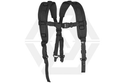 Viper Locking Harness (Black)
