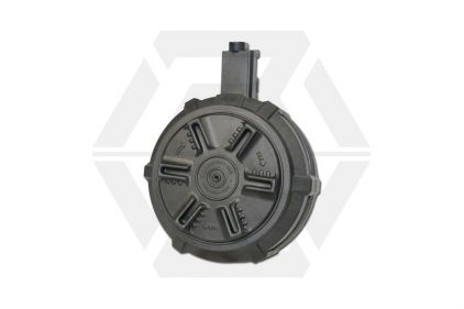 G&G Drum Mag for PM5 1500rds © Copyright Zero One Airsoft