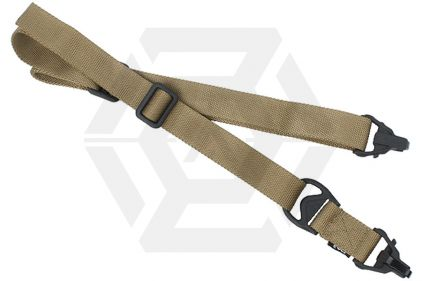 FMA MA3 Multi-Mission Sling (Coyote) © Copyright Zero One Airsoft
