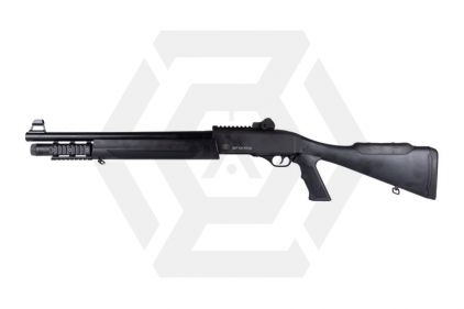 Cybergun FN SLP Tactical CO2 Shotgun © Copyright Zero One Airsoft