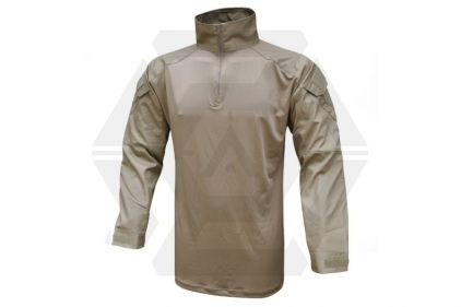 Viper Warrior Shirt (Coyote Tan) - Size Large