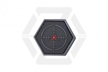 JTG Sniper Scope PVC Patch © Copyright Zero One Airsoft