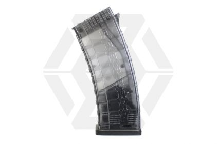 G&G AEG Mag for AK RK74 430rds (Dark Tinted) © Copyright Zero One Airsoft