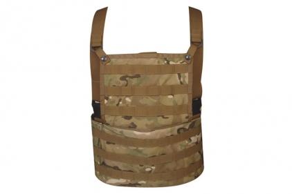 Tru-Spec MOLLE Rack Vest (MultiCam)